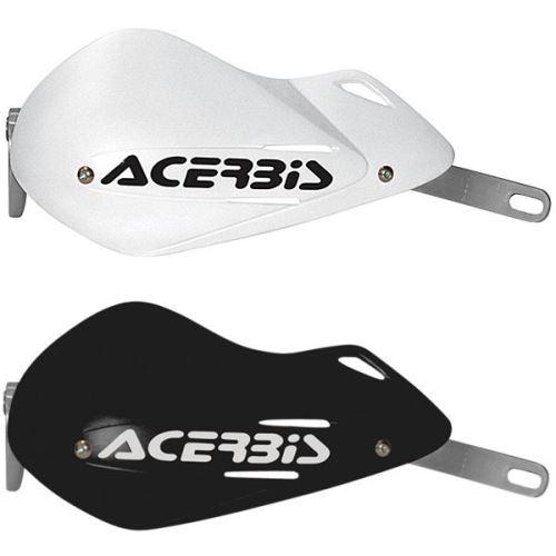 White Acerbis Multiconcept Enduro//Super Moto Replacement Shield
