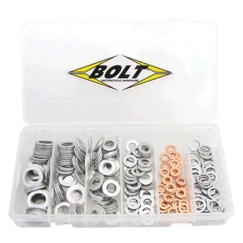 For Polaris Sportsman XP X2 SP Engine Oil Drain Plug Bolt w// Washer Replace Kit